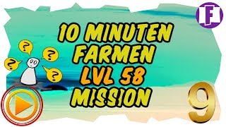 10 Minuten Farmen - Fortnite Rettet die Welt - Level 58 Klein Stadt Mission - EP9
