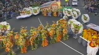 "Ferko String Band 1993 ""Barnyard Boogie"" - Overhead View"