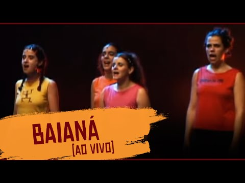 Baianá - Barbatuques | Corpo Do Som