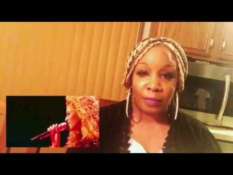 Beyonce' performing the cover to Prince's sing The Beautiful Ones- reaction video!!!