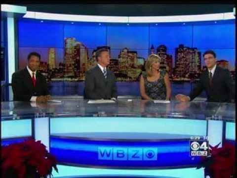 WBZ News at 6pm Close 12/26/13