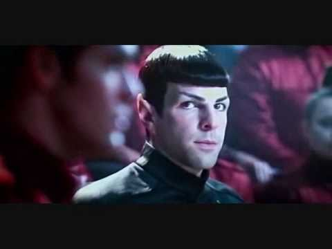 I like it rough - Star Trek XI