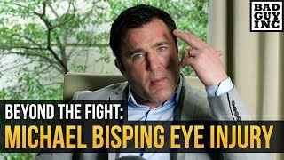 Just when I thought Michael Bisping couldn't be any tougher...