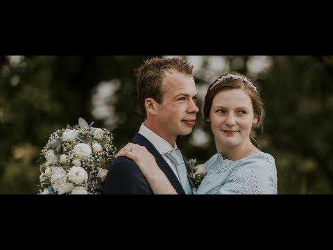 Bruiloftsfilm impressie Keesjan en Anne-Sophie