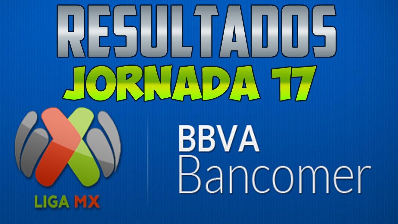 ... Jornada 17 | Tabla General | Clausura 2015 | Liga MX - YouTube