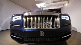 Rolls-Royce CEO Unveils Dawn Online to Cater to Customers