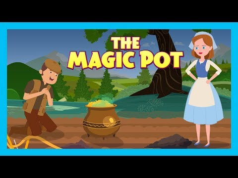 THE MAGIC POT STORY | STORIES FOR KIDS | TRADITIONAL STORY | T-SERIES