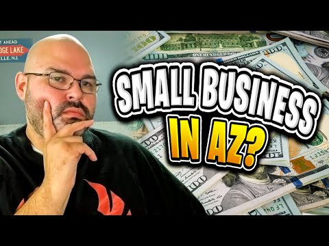 Are you Crazy to Start a Small Business in AZ? |      life in phoenix