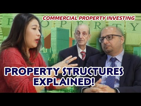 Property Structures Explained | Commercial Real Estate Investing for beginners #helentarrant