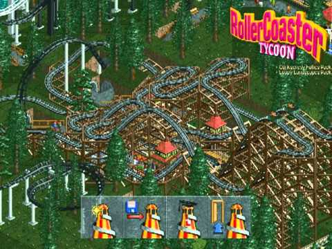 RollerCoaster Tycoon Classic launches on Steam • Eurogamer net