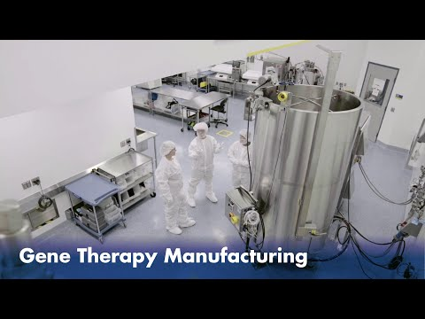 Pioneering Gene Therapy Manufacturing:  Changing the Future of Medicine