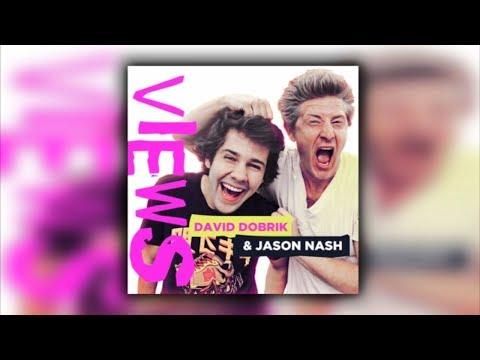 Jason's Brand New Girlfriend (Podcast #39)   VIEWS with David Dobrik & Jason Nash