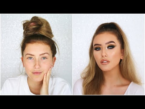 Chatty GRWM - Life Update, Moving Home, ABH Subculture, Dying My Hair & More 🐣   Hannah Renée