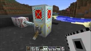 """Minecraft Tekkit Tutorials E02 """"Setting up a basic Forcefield"""" 3.1.3 update"""