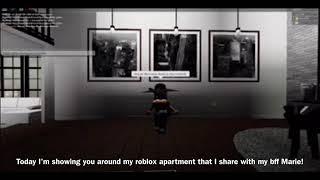    Roblox apartment tour   Lilla French   