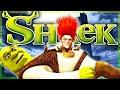Shrek Forever - Shrek 4 - Shrek Forever After - Shrek part 4 - Für immer Shrek (Videogame Gameplay)
