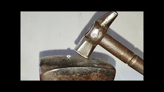 Crush a Diamond with a Hammer? Diamond hammer test.Real or Fake. By LATEST AMAZING VIDEOS