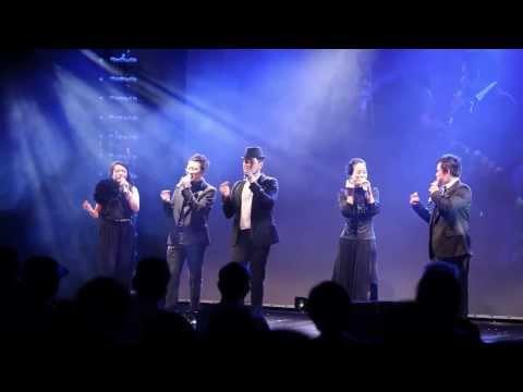 來自山中的原味爵士:歐開合唱團 (O-Kai Singers) At TEDxTaipei 2013