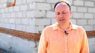 видео строительство загородного дома в Екатеринбурге