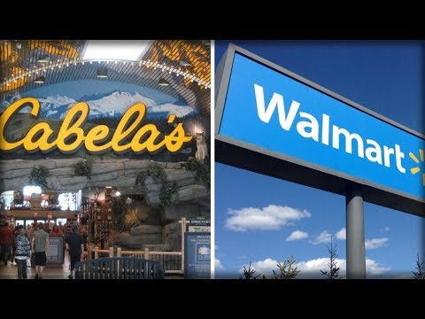 BREAKING: SHOPPERS JUST NOTICED 1 BIG ITEM MISSING FROM WALMART AND CABELA