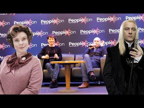 Doubleurs français des acteurs d'Harry Potter à la WTTMS4