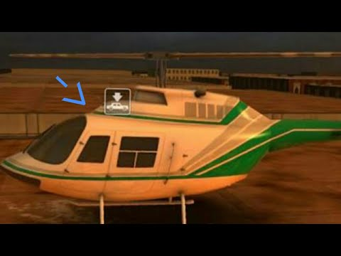 How to find a helicopter in payback 2