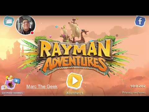 Rayman Adventures For Android Devices