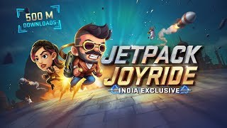 [Official Trailer] Jetpack Joyride: India Exclusive