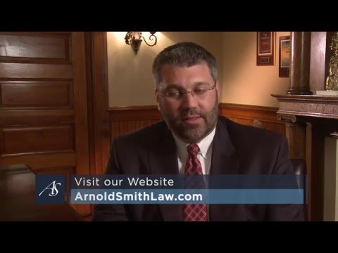 "Charlotte Personal Injury Attorney Matthew R. Arnold of Arnold & Smith, PLLC answers the question ""The insurance adjuster is saying I am partially negligent what does that mean?"""