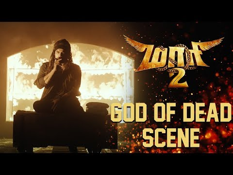 Maari 2 - God of Dead Scene   Dhanush   Sai Pallavi   Krishna   Tovino Thomas