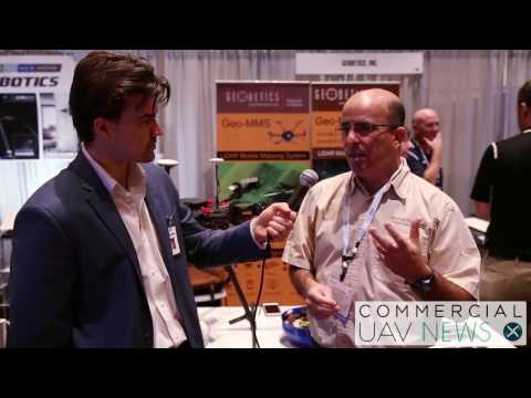 Commercial UAV Expo 2016 - Exploring the Geo MMS, a fully integrated LiDAR Mobile Mapping System