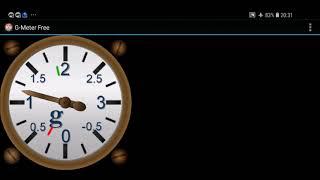 G-Force Measurement in Shaker (La Bamba) on Funfair (Kermis Heerhugowaard) 🎡
