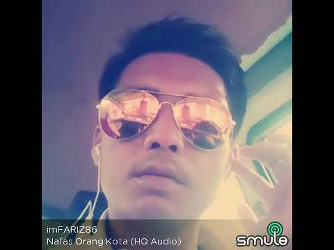 Cover #nafas orang kota (imfariz86)
