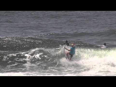 Surf coaching: Using your arms when surfing