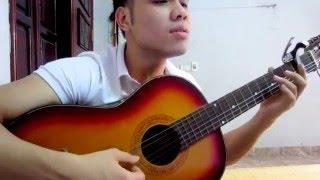 THẤT TÌNH (Trịnh Đình Quang) - Guitar Cover bản Full không che (Tú Hoàng Guitar)