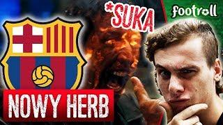 Bale, Valverde, Mourinho i nowy herb Barcelony | *SUKA*