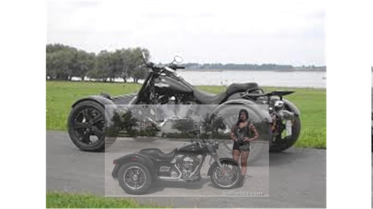 harley davidson 4 wheeler - youtube