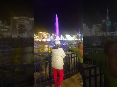 Global Village /dancing fountain # Mother Vacation Day in Dubai/Abudhabi#