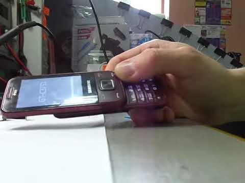 Замена шлейфа Samsung C3752 /C3750