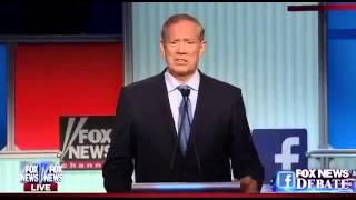 Full George Pataki Answers at Republican Presidential Debate (8-6-15)