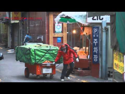 Canon 7D Short Test Film - Life in Korea!