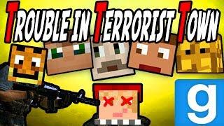 STEGI VERTRAUT MIR...EIN SCHWERER FEHLER ✪ Trouble in Terrorist Town