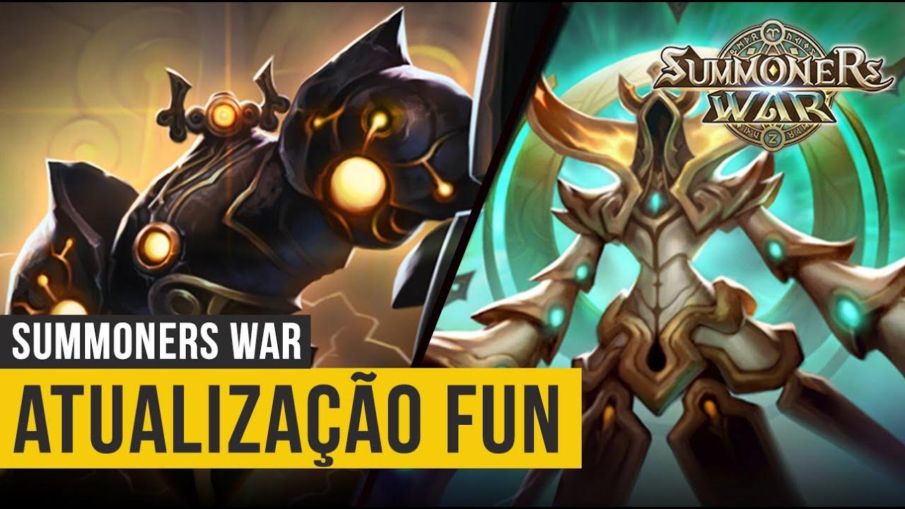 Grande Mudança na Próxima Atualização do Summoners War pra ser Mais Fun!