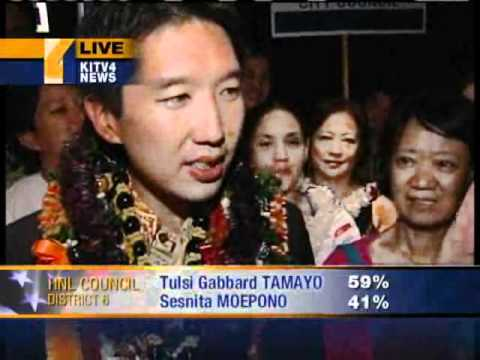 Newcomer Chang Win Honolulu Council Seat