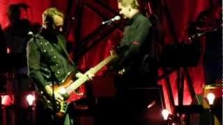 "Sigur Ros ""Saeglopur, Gong, & Andvari"" Live on 7.30.2012 in Philadelphia"