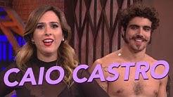 Tatá Werneck deixou o Caio Castro PELADO mesmo? ? | Esquenta Lady Night | Humor Multishow