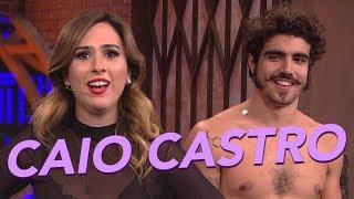 Tatá Werneck deixou o Caio Castro PELADO mesmo? 😂   Esquenta Lady Night   Humor Multishow