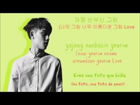 EXO - First Love (Color Coded Hangul/Rom/Español)
