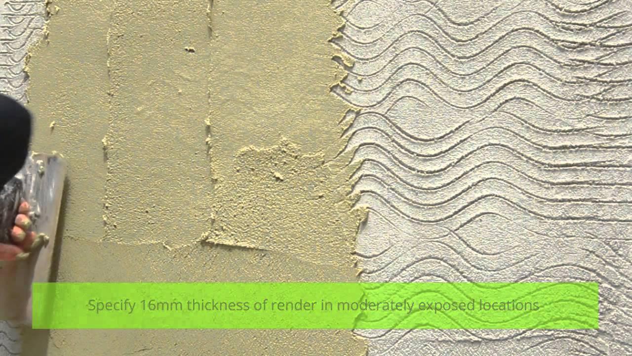 Natural Finish External Lime Render | Lime Render | Lime Green