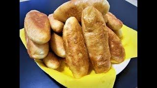 Кулинария с Лизой Самые вкусные жареные пирожки с картошкой и грибами